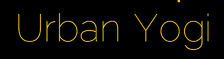 Urban Yogi logo