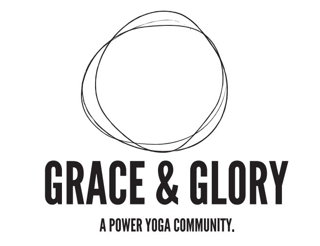 Grace & Glory Yoga logo