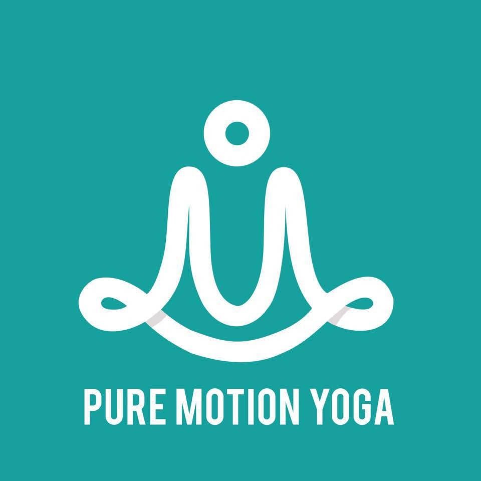 Pure Motion Yoga logo