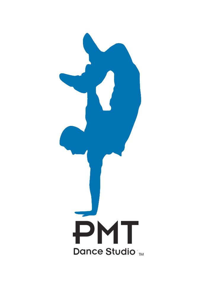 PMT Dance Studio logo