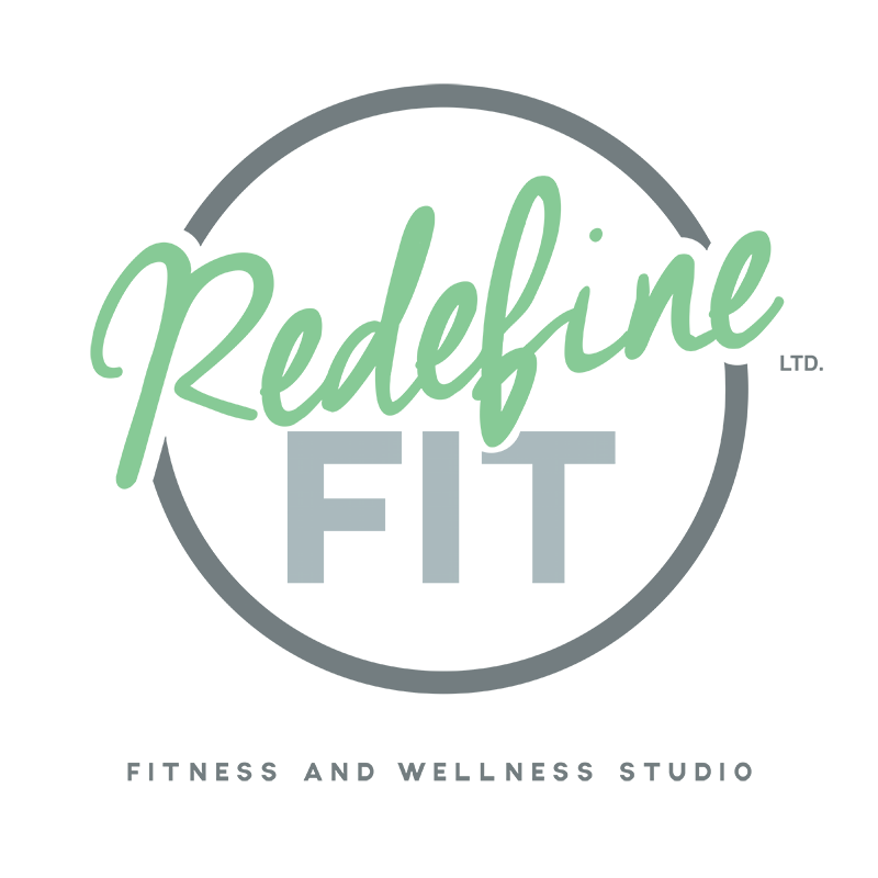 Redefine Fit logo