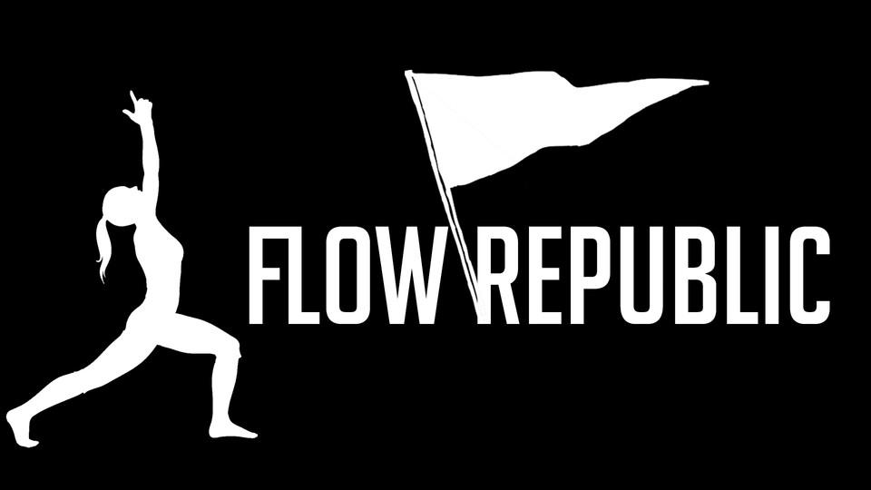 Flow Republic Yoga logo