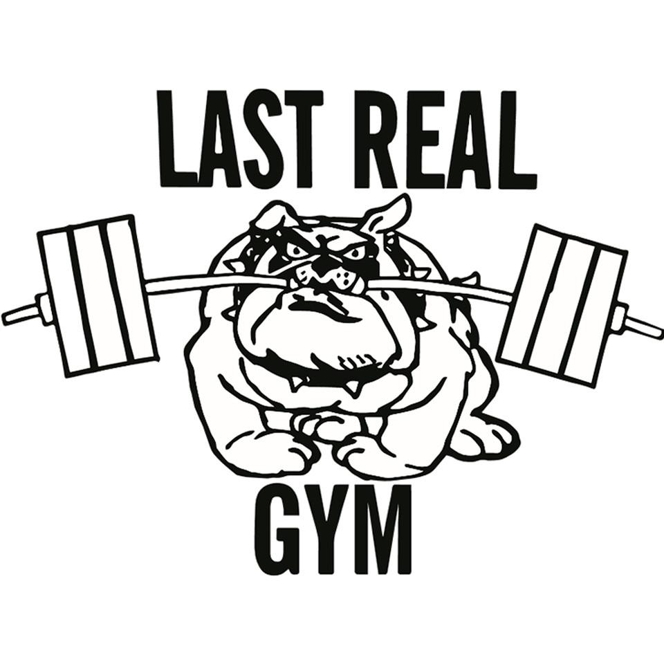 Last Real Gym logo