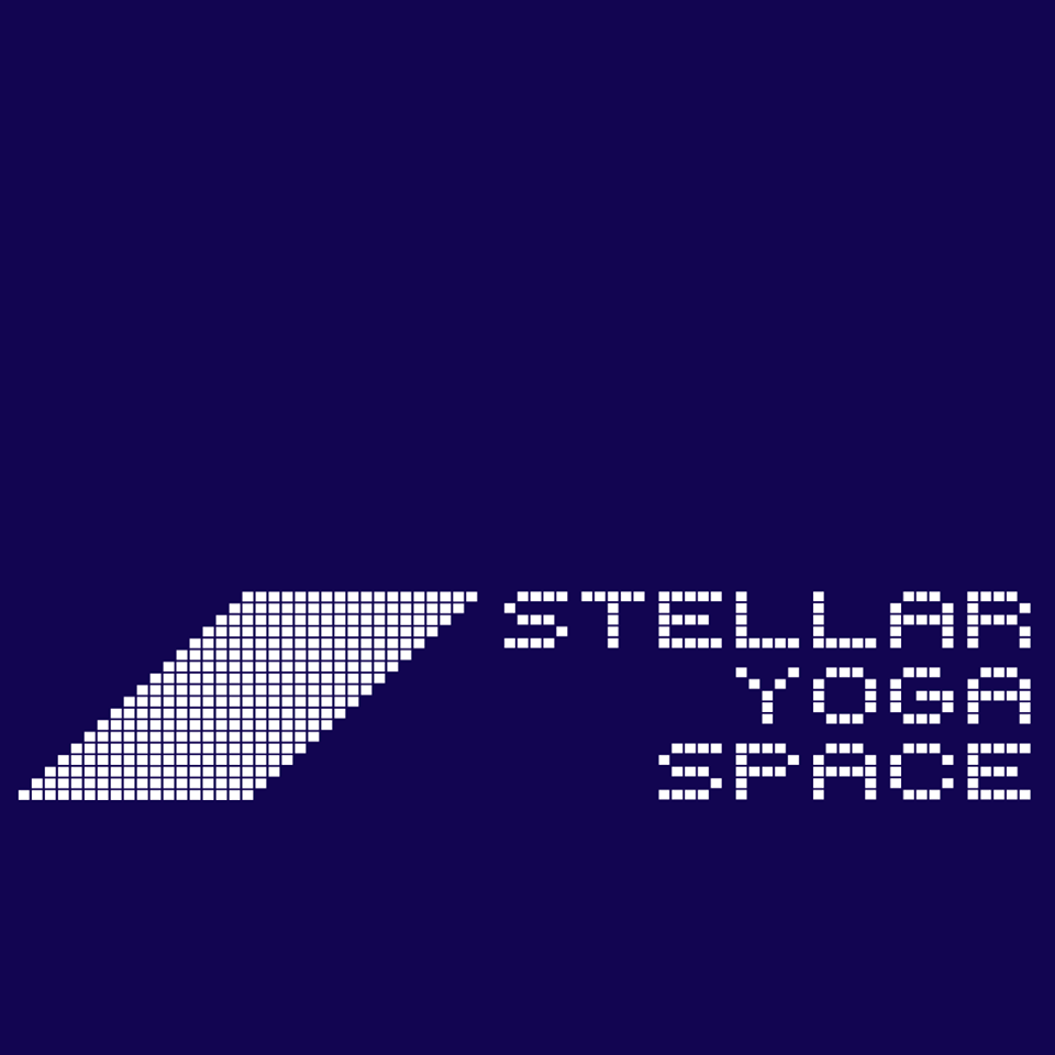 Stellar Yoga Space logo