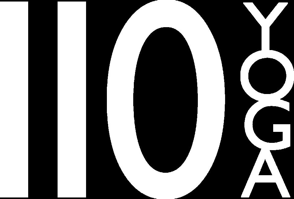 110 Yoga logo