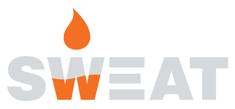 Sweat Squared logo