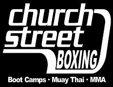 Church St Boxing logo