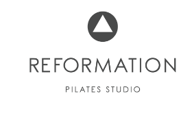 Reformation Pilates logo