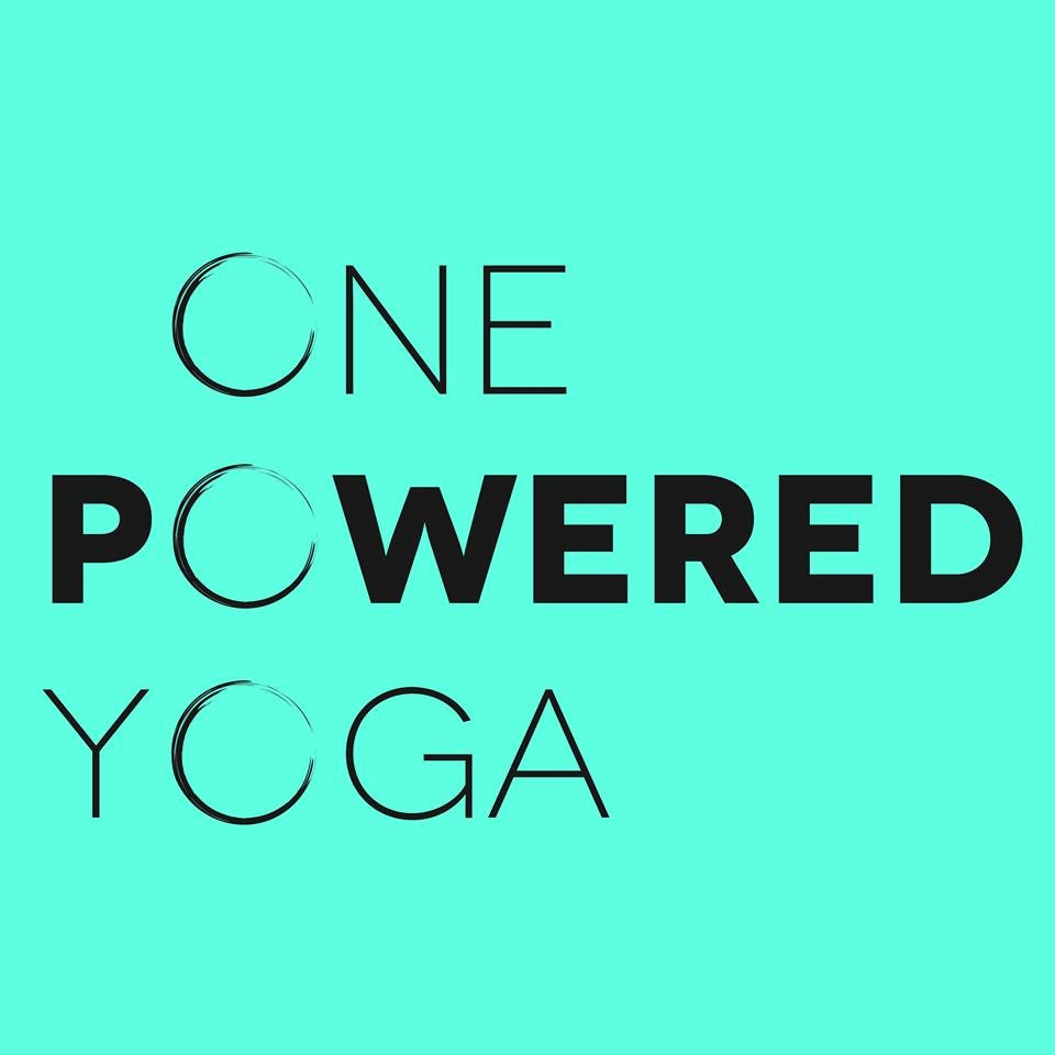 One Powered Yoga logo