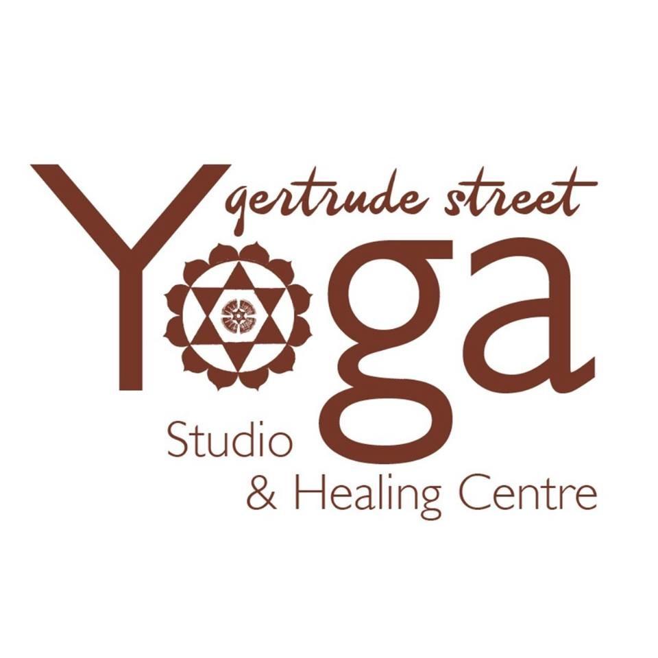 Gertrude St Yoga Studio logo