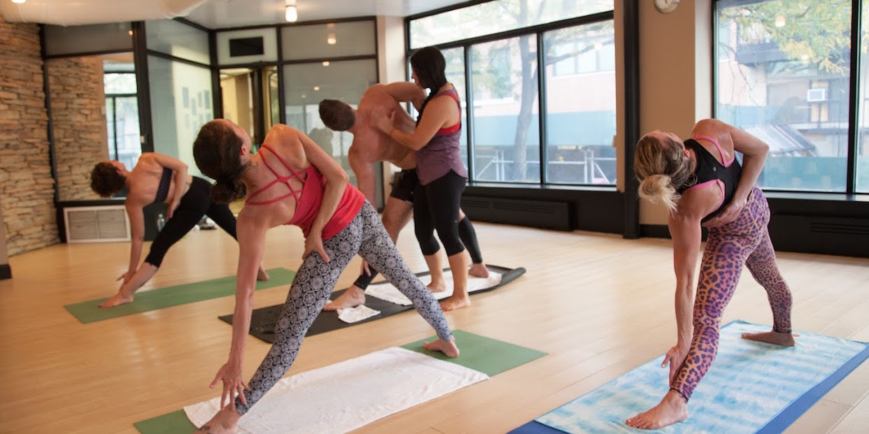 Teacher Training At New York Yoga Yorkville Read Reviews And Book Classes On Classpass