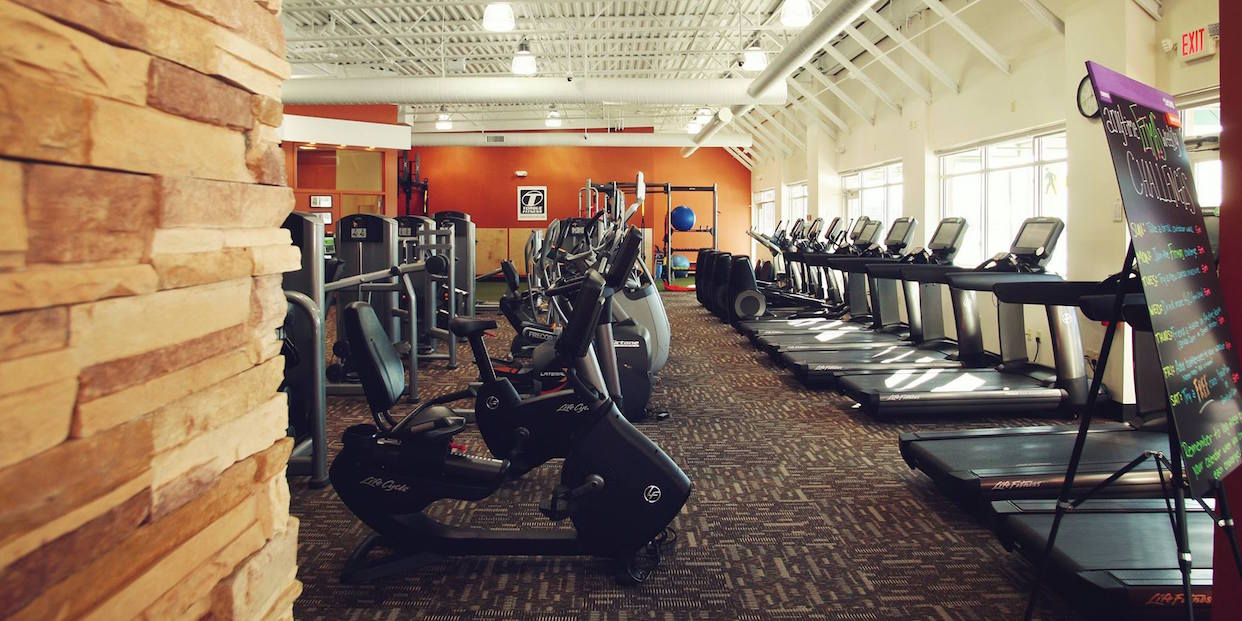 Anytime Fitness Stallings Read Reviews And Book Classes On Classpass