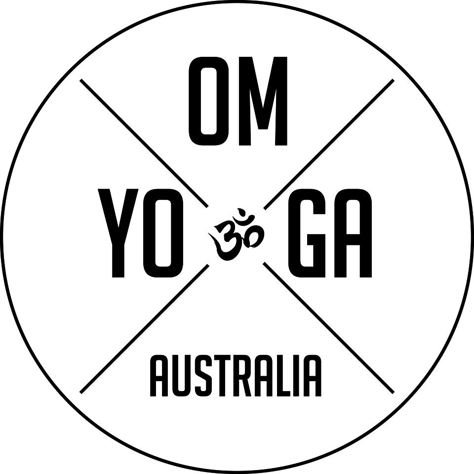 Om Yoga Australia logo