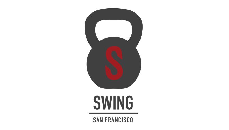 Swing Kettlebell School logo