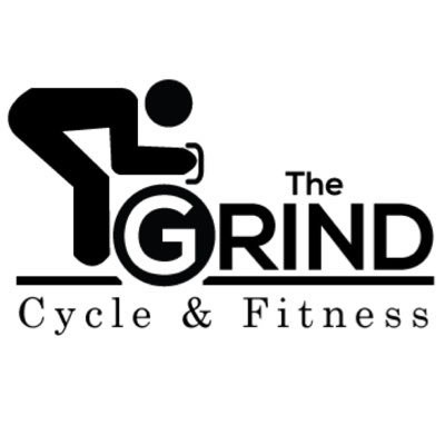 The Grind Cycle and Fitness logo
