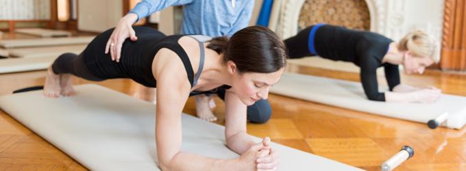 Aline Pilates