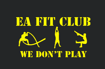 E.A. Fit Club logo