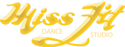 Miss Fit Dance Studio logo