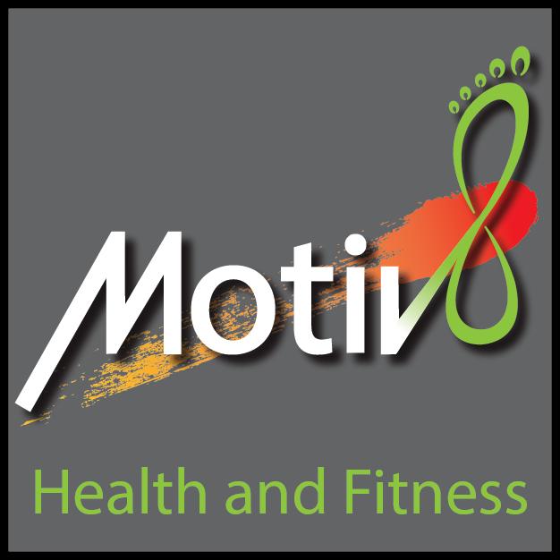 Motiv8 Health & Fitness logo