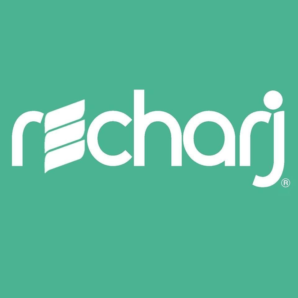 recharj logo
