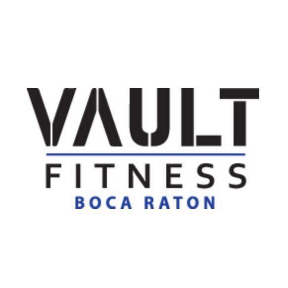 Vault Fitness logo