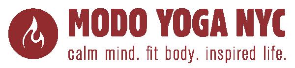Modo Yoga NYC logo