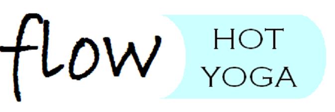 Flow Hot Yoga logo