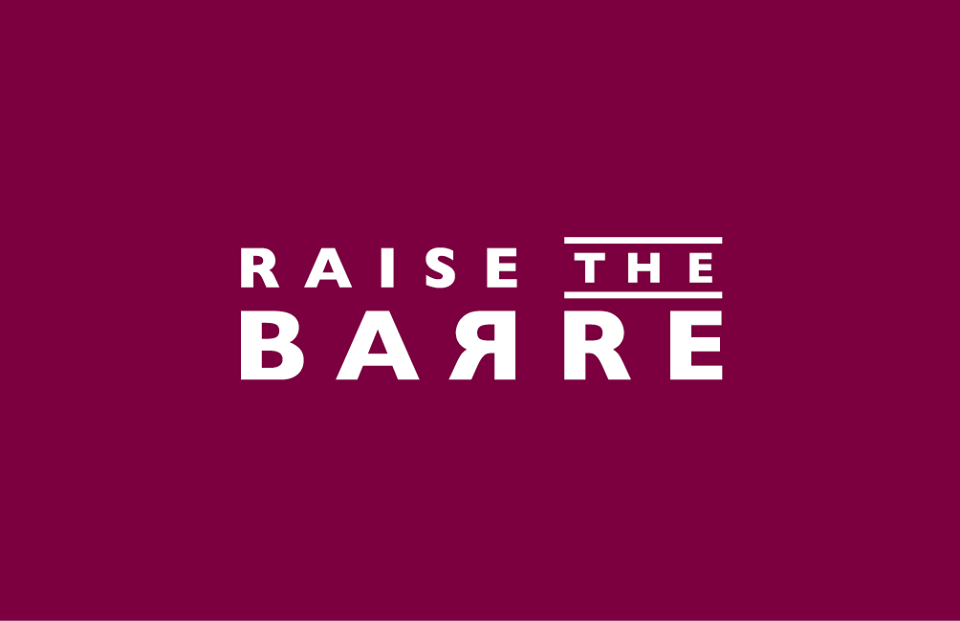 Raise The Barre logo