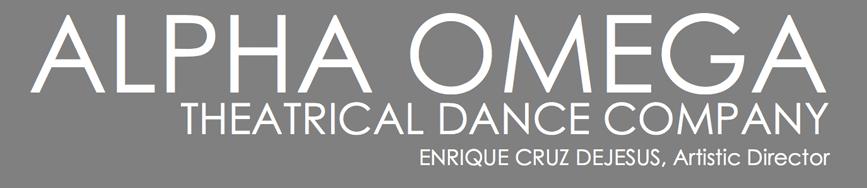 Alpha Omega Theatrical Dance Company logo