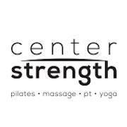 Center Strength Studios logo