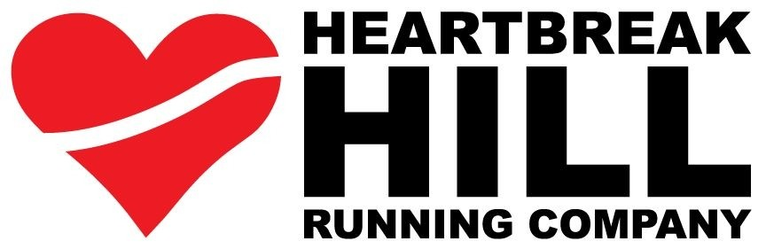 Heartbreak Hill Running Company logo