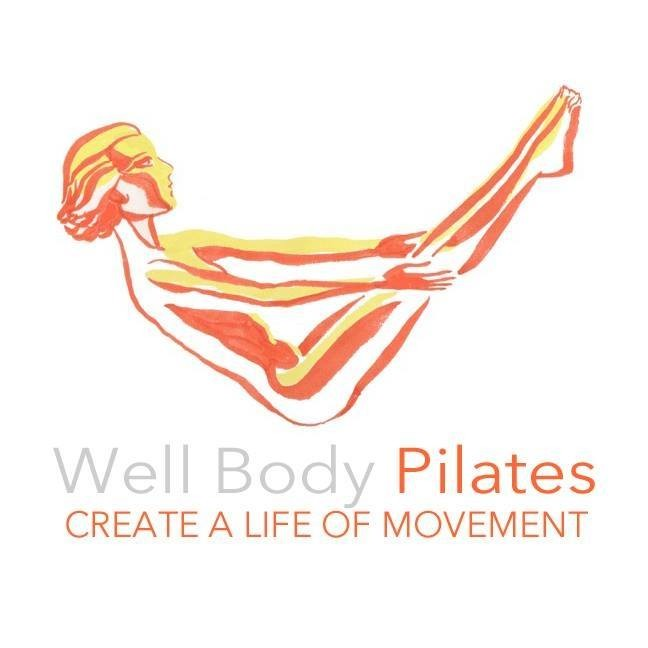 Well Body Pilates- East  logo