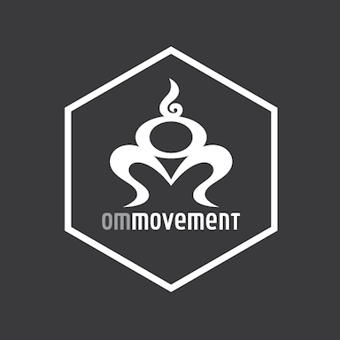 OM Movement logo