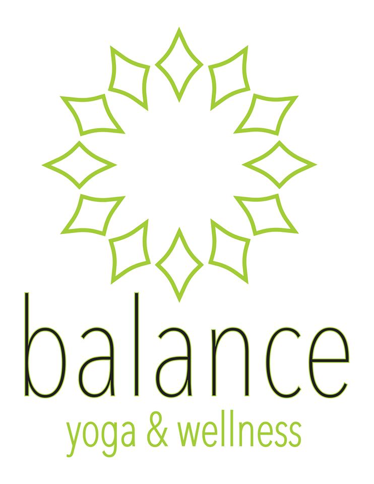 Balance Yoga & Wellness logo