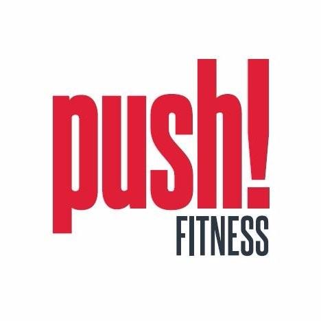 Push! Fitness logo