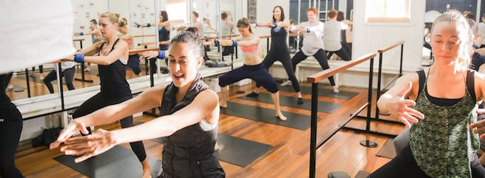 Brisbane Barre Studio