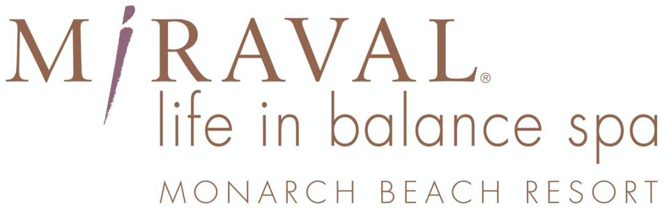 Miraval Life in Balance Spa at Monarch Beach Resort logo