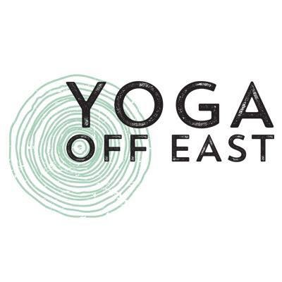 Yoga Off East logo