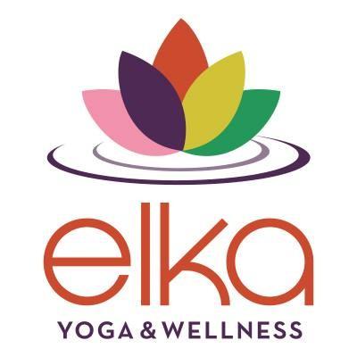 Elka Yoga and Wellness Center logo