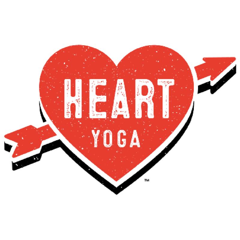 HeartYoga logo