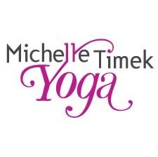 Michelle Timek Yoga logo
