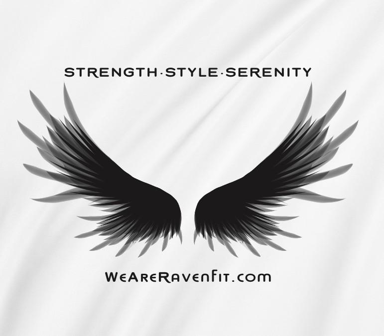 Raven Fitness logo