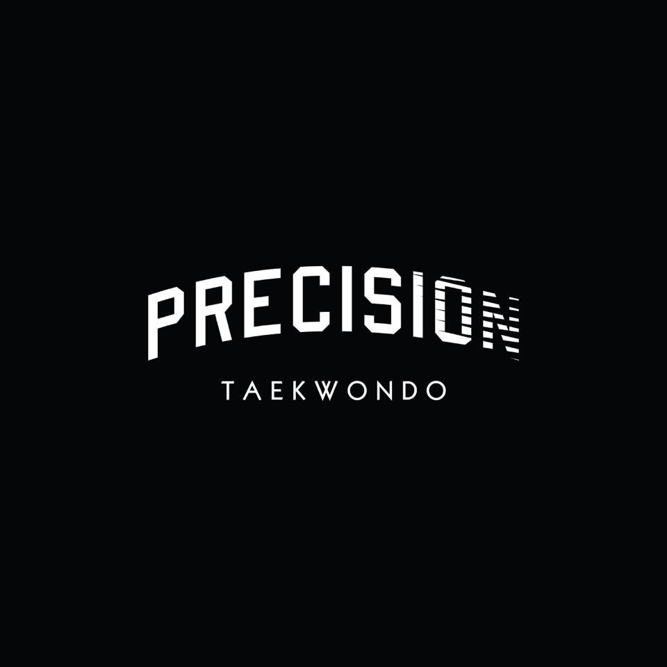 Precision Martial Arts and Fitness logo