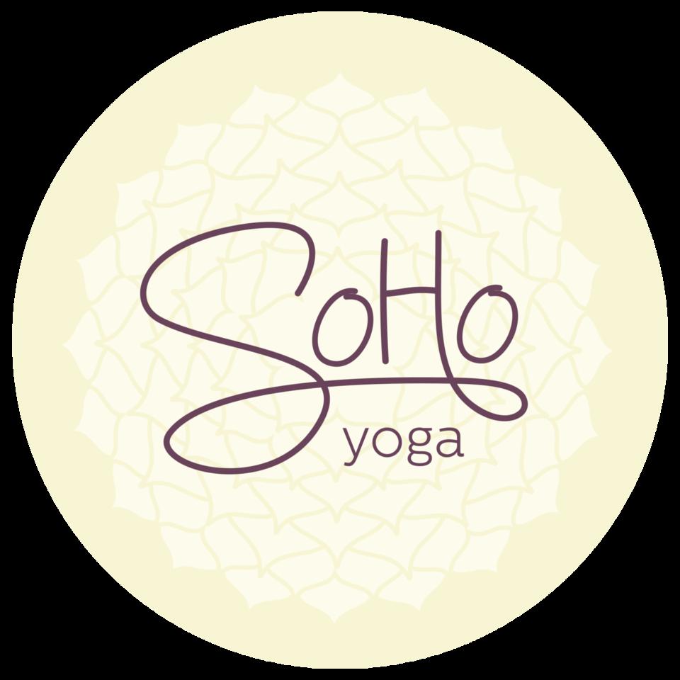 SoHo Yoga - Grange logo