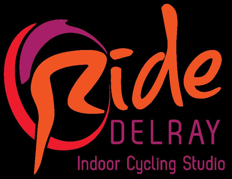 Ride Delray logo