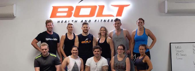 Bolt Health and Fitness