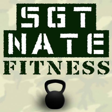 Sgt. Nate Fitness logo