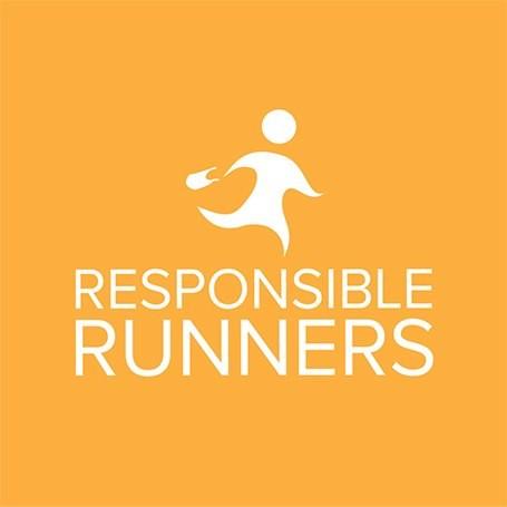 Responsible Runners logo