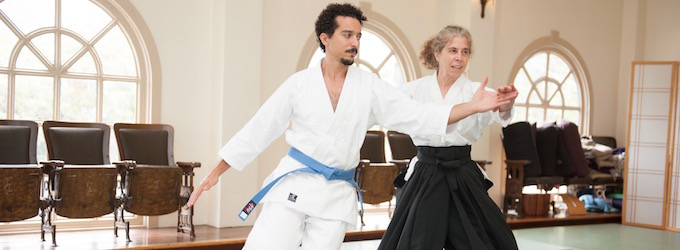 Heart of San Francisco Aikido