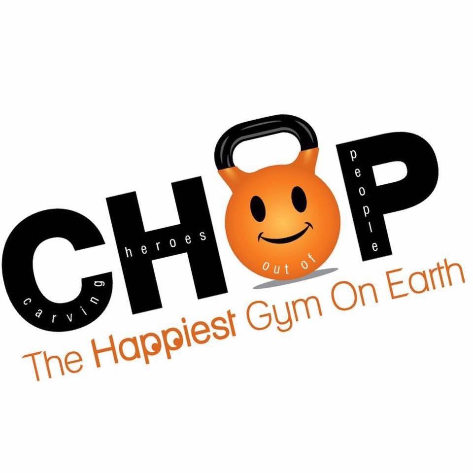 Chop Shop Fitness logo